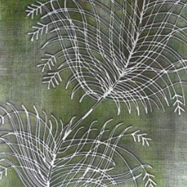 hand painted artwork